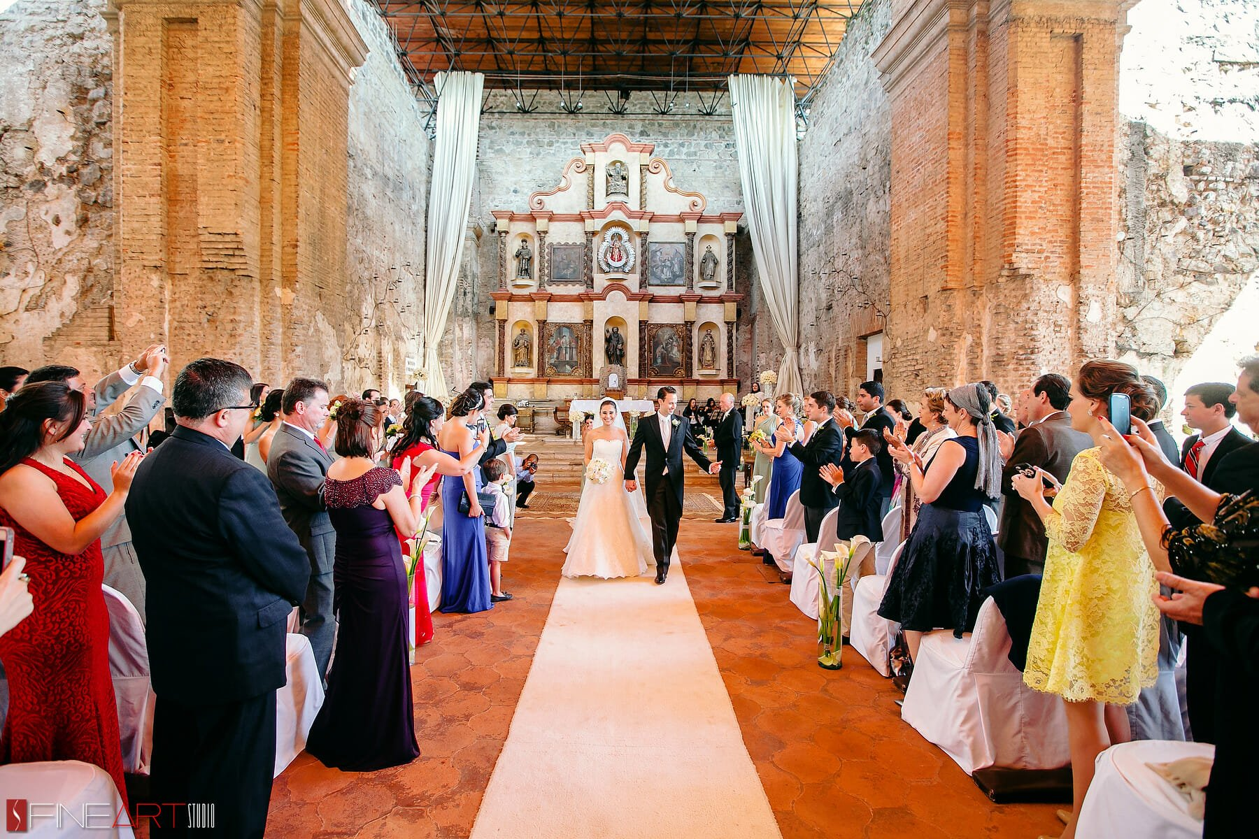 Destination Wedding At Antigua Guatemala Photographer
