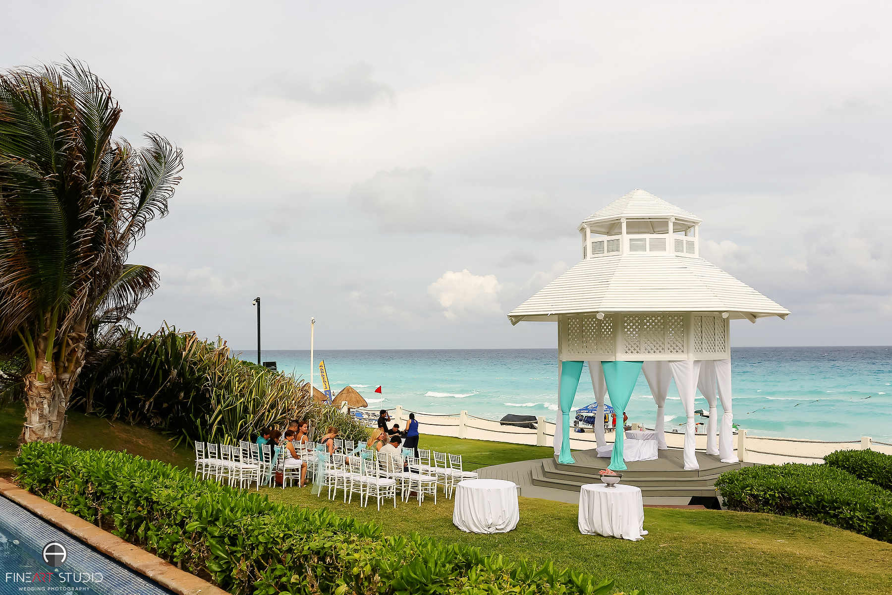 Destination Wedding Photographer Paradisus Cancun